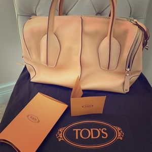 TODS handbag (authentic & looks like new)